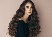 How to get Shiny Hair - even if it's CURLY!