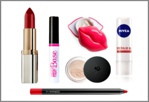Six Tips To Rock A Red Lip...
