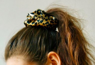 Six Simple Reasons to Love The Scrunchie!
