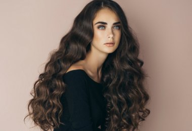 How to get Shiny Hair - Whatever your Hair Type!