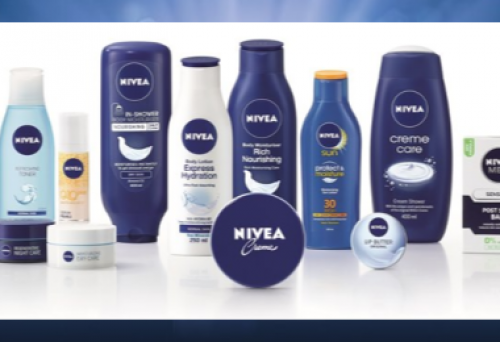 The Full NIVEA Range