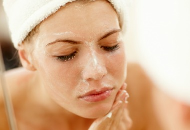 Do you exfoliate regularly?  You know you should right?!