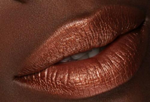 Slay in Metallic Lips.
