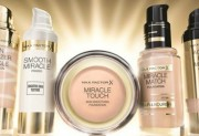 Max Factor's Miracle Worker Collection is here!