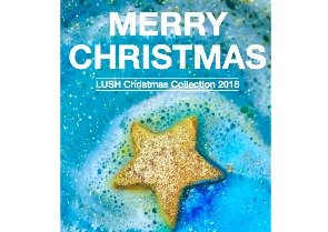 LUSH Christmas Collection 2016