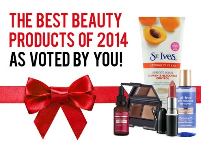 2014 BEST Beauty Products – As Voted For By YOU!