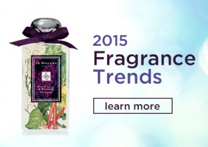 2015 Fragrance Trends