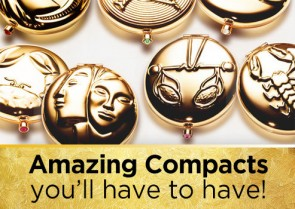 Amazing Compacts you'll have to have!
