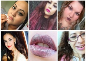 Share your statement lip look to the BR Photowall