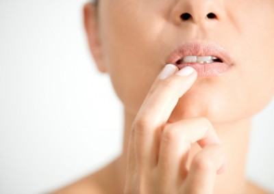 Give Aging Lips the Kiss Off!