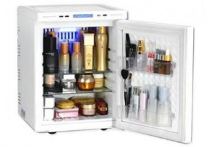 Do you keep beauty products in the fridge?