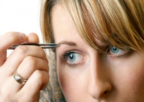 Are you an eyebrow plucker?
