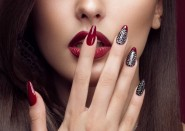 Can you believe it? A nail polish that CARES for your nails!