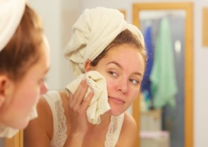 You Won't Believe The Household Item That Gives Great Skin!