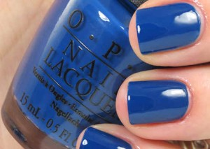 Nail colour of the week - yay or nay, what do you say?
