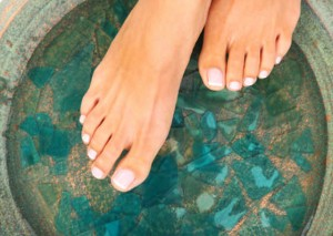 How neat are your feet?