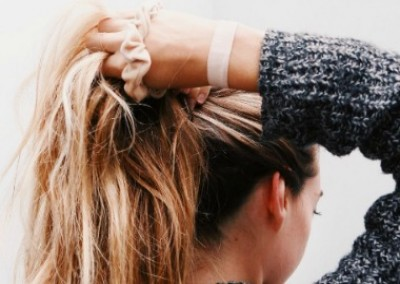 Six Simple but Surprising Reasons to Love The Scrunchie!