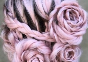 Blooming Heck! Is This The Prettiest Braid Ever?