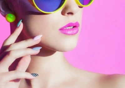 Bring on the Bright! Neon Is So Hot Right Now!