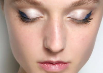 The Eyeshadow Trend That's Made for Winter!