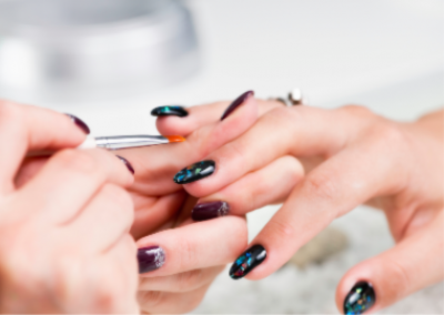 Salon Manicures - When to run a mile!