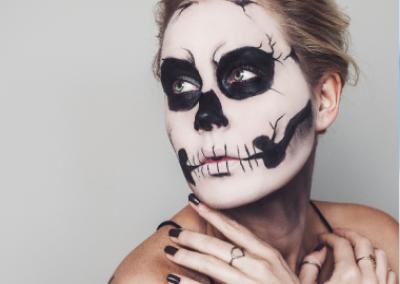 How To Beat Halloween Horror Skin
