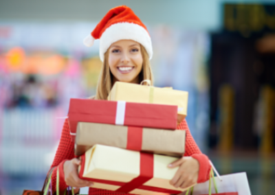 Stress Free Christmas Shopping - Tis the Season!