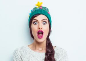 Christmas Hair - Ho Ho Ho or Oh No No?
