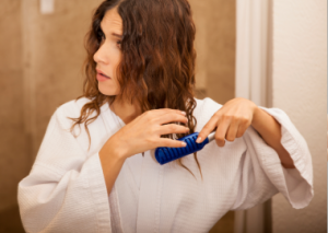 How Long Have You Had Your Hairbrush?