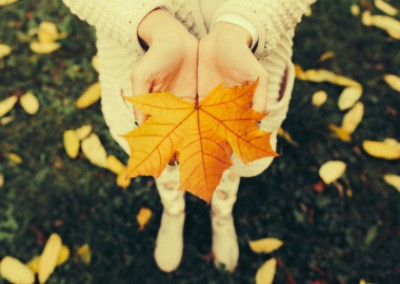 Five Reasons To Fall In Love With Autumn!