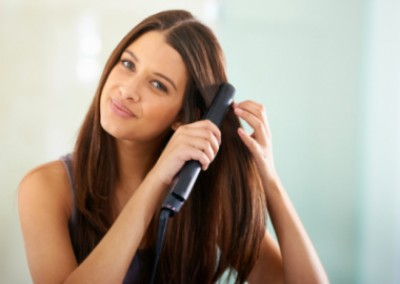 How old are your hair straighteners?