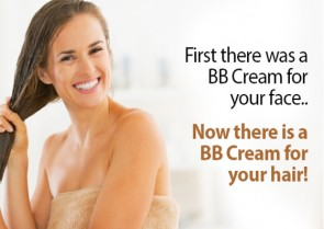BB Cream for your face..now BB Cream for your hair!
