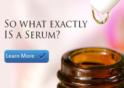What exactly is serum?