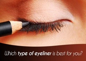 What type of eyeliner is best for you?