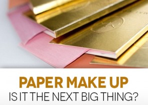 Paper Make Up – is it the next big thing?
