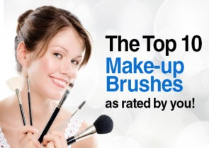 The top 10 make-up brushes – As rated by you!