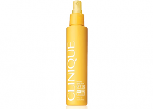 Clinique Body Oil Mist Spray SPF 30 Reviews