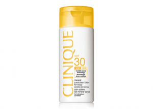 Clinique SPF 30 Mineral Sunscreen Lotion for Body Reviews
