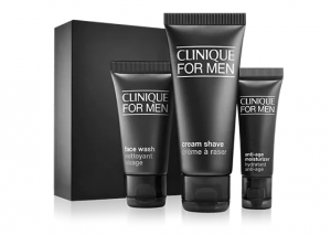 Clinique for Men Essential Kit - Daily Age Repair Reviews