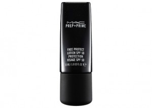 MAC Prep + Prime Face Protect Lotion SPF 50 Review