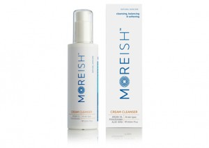 Moreish Natural Skincare Cream Cleanser Review