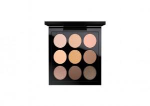 MAC Eye Shadow Palette X9 Review