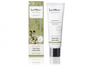La Mav La Mav Green Clay Detox Mask - Purify & Clean