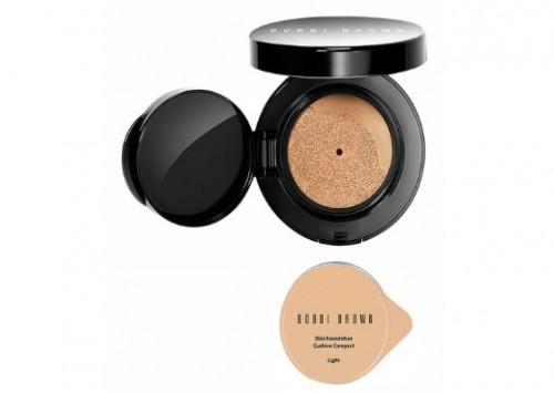 Bobbi Brown Skin Foundation Cushion Compact Spf 30 Review Beauty