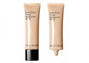 Bobbi Brown Nude Finish Tinted Moisturizer SPF 15 Review