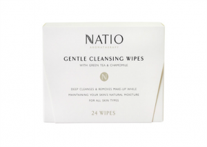 Natio Gentle Cleansing Wipes Review