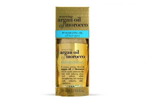 OGX Renewing Moroccan Hair Oil Treatment Review