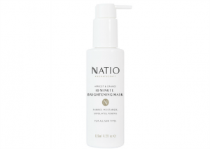 Natio Apricot & Orange 10 Minute Brightening Mask Review