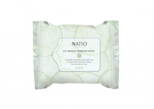 Natio Eye Makeup Remover Wipes Review