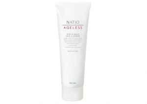 Natio Ageless Gentle Daily Face Cleanser Review